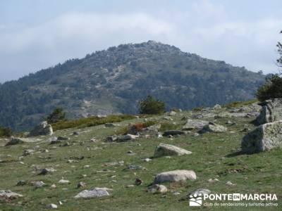 Cuerda de Cuelgamuros - Senderismo Ávila - Ruta Madrid; pueblos de la sierra de madrid
